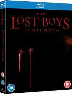 The Lost Boys Trilogy (1-3) BluRay englisch