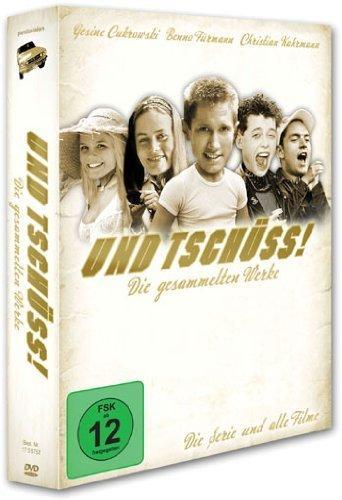 Und Tschüss - Die gesammelten Werke (7 DVDs) @emp.de - 90er Jahre Ruhrpott TV-Kult