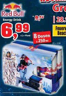 Bundesweite Red Bull Angebote KW 52