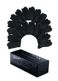 Herren-Socken, Cotton Republic mit Box (20 Paar) für Neukunden 18,49€ + Cashback