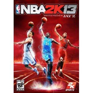 NBA 2K13 (PC, Steam) Amazon.com, nur am 25.12.