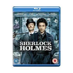 (UK) Sherlock Holmes [Blu-Ray] inkl.deutscher Tonspur für 5.99€ @ Play