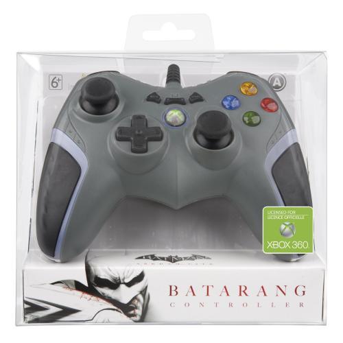 """(UK) Batman """"Batarang"""" Controller [Xbox 360] für umgerechnet ca. 16.23 @ Thehut"""