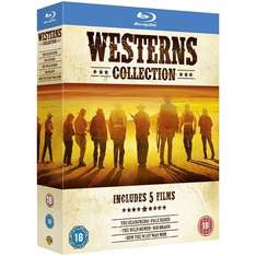 Blu-Ray - Westerns Collection (5 Discs) für €14,39 [@Wowhd.de]
