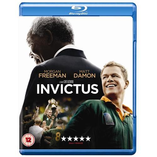 Blu-Ray - Invictus - Unbezwungen (2 Discs) für €5,97 [@WowHD.co.uk]