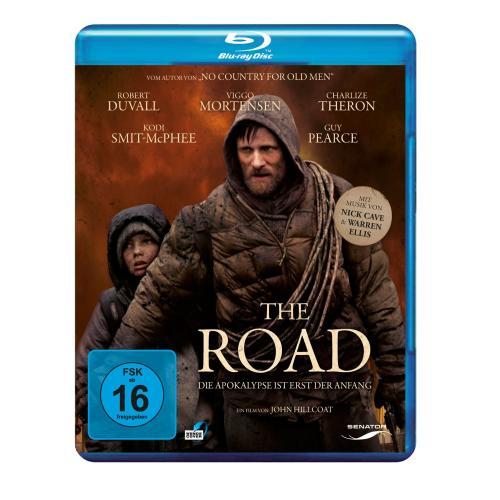 The Road [Blu-ray] für 7,97 Euro @ Amazon.de