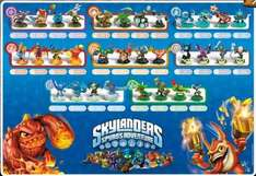Skylanders - Triple Packs