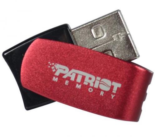 PATRIOT Micro USB-Stick Xporter Axle - 64 GB, Rot für 28,98€ @Pixmania
