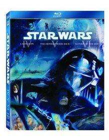 [BluRay] Star Wars Episode IV-VI Box
