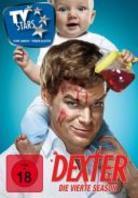 [DVD] Dexter Staffel 4 (Amaray Re-Pack / 4 DVDs)