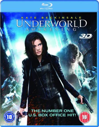 Underworld Awakening (3D-Version) [3D Blu-ray]  für 5£ @amazon.co.uk