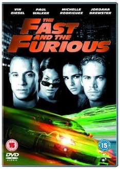 [zavvi] The Fast and the Furious DVD