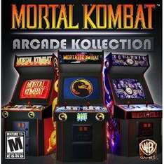 [Steam] Mortal Kombat Acrade Kollection @ Amazon.com (Zahlung mit KK)