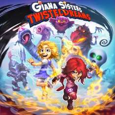 [Steam] Giana Sisters Twisted Dreams für 6,30€ bei GMG