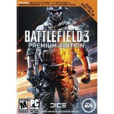 Battlefield 3 Premium Edition als PC Download für 22,72€ @ amazon.com