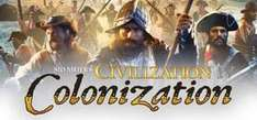 Sid Meier's Civilization IV: Colonization -75% Rabatt @ STEAM