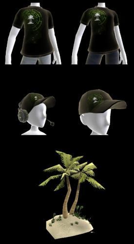 Xbox 360 Turtle Beach Avatar Gegenstände