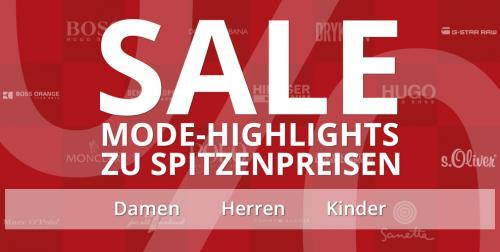 Sale, Marken Bekleidung bei Engelhorn Fashion zu Spritzen Preisen +10% Qipu Cash back