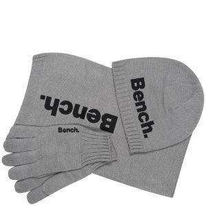 [THEHUT] BENCH Set mit Schal, Mütze und Handschuhen