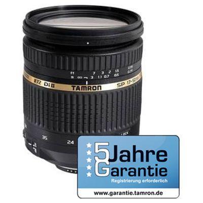 Tamron 17-50mm 2.8 XR Di II VC