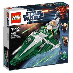 LEGO Star Wars 9498 Saesee Tiins Jedi Starfighter @Real