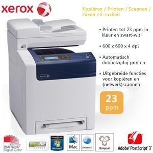 Multifunktionsdrucker Xerox WorkCentre 6505V DN für 308,9€ inkl. Versand