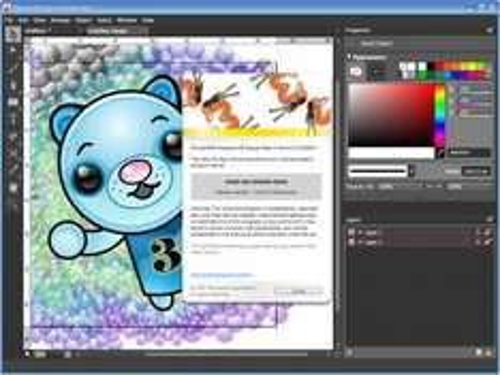 Microsoft Expression Designer 4