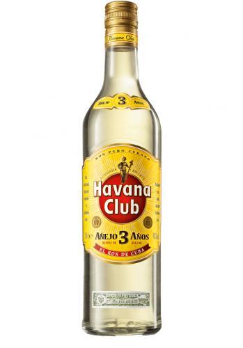 Netto: Havana Club 3 Jahre + Glas