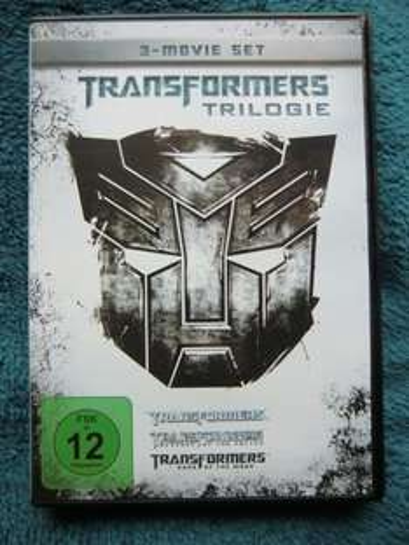Transformers Trilogie - 3-Movie Set (DVD) Marktkauf Löhne