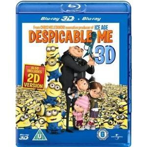 Ich einfach Unverbesserlich BluRay 3D und 2D 7,99 €