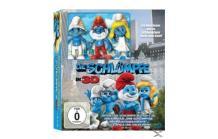 Die Schlümpfe 3D BluRay Limited Edition inkl. 2D, 3 Figuren und Kurzfilm für 12,99 Euro @Saturn.de