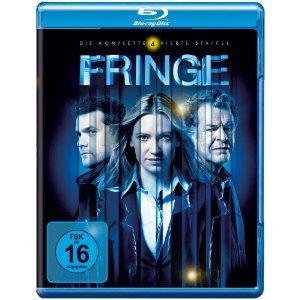 Fringe - Staffel 4 [Blu-ray] für 34,97€ + Staffel 1-3 günstig @Amazon