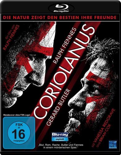 Coriolanus (2 Discs) [Blu-ray] für 6,99 € @Redcoon (Keine Versandkosten!)