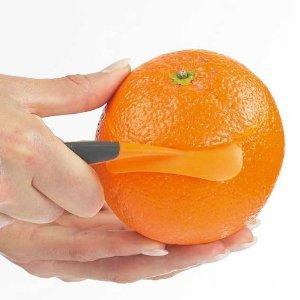 50 x LURCH Orangenschäler 45048 Nylonklinge ergonomisch