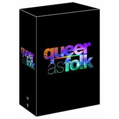 "Amazon: Superbox ""Queer as Folk"" mit allen 5 Staffeln (24 DVDs)"