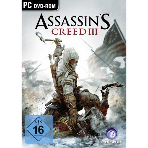 [PC] Assassin's Creed 3 für  19,99 €