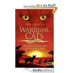 [Ab 29.12.1212/Vorschau] Amazon Gratis-eBook - Warrior Cats - Special Adventure