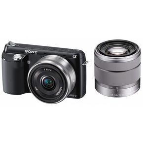 Sony NEX-F3 mit 18-55mm Objektiv und 16mm Pancake NUR HEUTE VON 18-20h!!!
