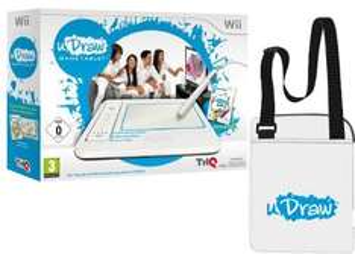 uDraw GameTablet mit uDraw Studio inkl. uDraw Tasche