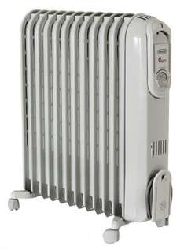 DeLonghi Vento V551225 RADIATOR Elektroheizung