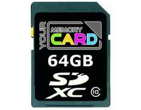 YourMemoryCard 64GB SDXC Class 10 Professional ab 27€ @meinpaket.de