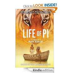 [Amazon.co.uk] Life of Pi Kindle Edition *Englisch