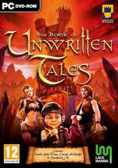 The Book of Unwritten Tales Steam Key € 4.76 oder 5.95 € Deluxe-Version