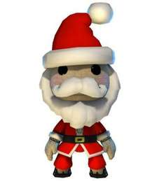 [PSN] Little Big Planet 2 Weihnachtsmannkostüm
