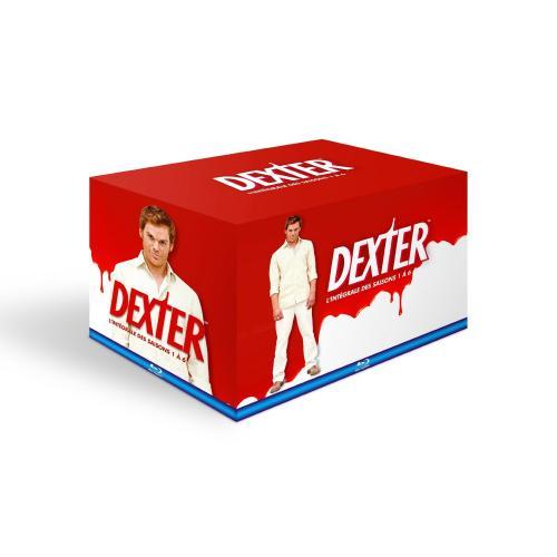 Dexter Season 1-6 Blu-ray auf English mit Untertiteln