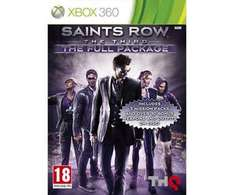 Saints Row: The Third FULL PACKAGE (PS3 & X360) für 18,99€