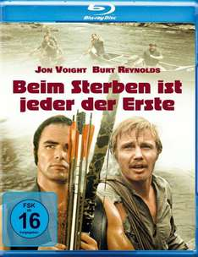 [Amazon] Beim Sterben ist jeder der Erste (Blu-ray) für 7,97 EUR