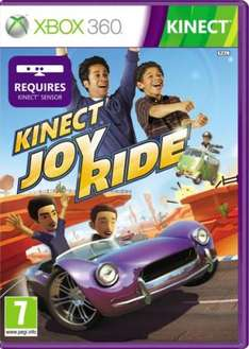 (UK) Kinect Joy Ride [Xbox 360] (Kinect erforderlich!) für 8.79€ @ zavvi