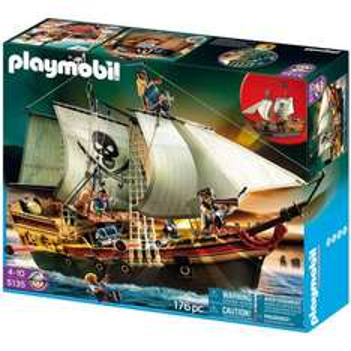 [Lokal] Playmobil Piratenschiff 5135 für 35€ im real Germersheim