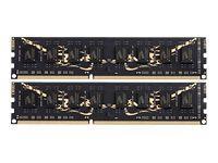GeIL Black Dragon DIMM Kit 8GB PC3-10660U CL9 (DDR3-1333)
